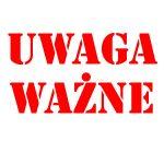 UWAGA!!! Ważna informacja dla mieszkańców Gminy Lesznowola